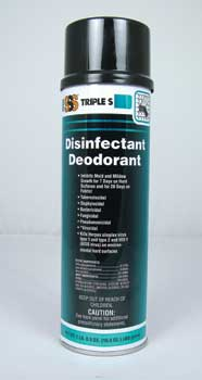 DISINFECTANT Deodorant 16.5oz