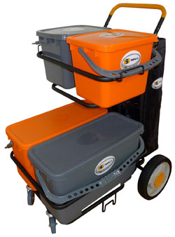 SSS NexGen PK/HL Microfiber Cleaning Dolly II