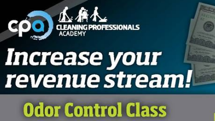 CPA Odor Class IICRC Certified 1/2 Credit Hour