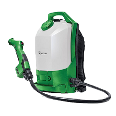 Electrostatic Backpack