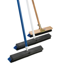 Push Brooms and Accessories