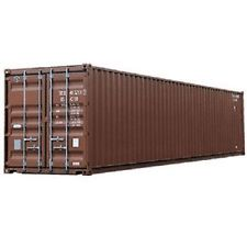 Shipping Container 8x8x40 Multi Trip + Freight