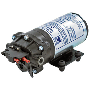 Pump AQUATEC   12 volt 4.2 GPM TRUCKMOUNT WATER TRANSFER