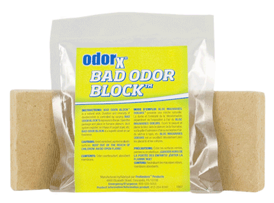 odor X Bad Odor Block  Cherry