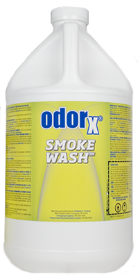 Odor X  Fabric Smoke Wash  GAL